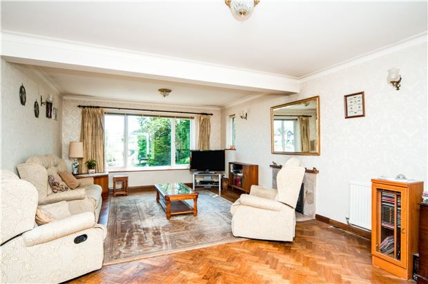 Thumbnail Detached house for sale in Southdown Road, Eastbourne