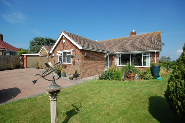 Thumbnail Detached bungalow for sale in Upways Close, Selsey