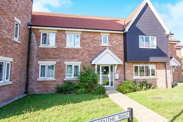 Thumbnail Flat for sale in Old Market Road, Stalham, Norwich