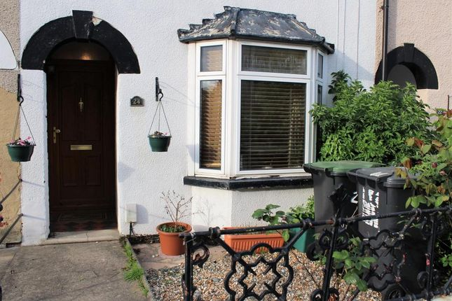Thumbnail Terraced house to rent in Bramley Road, Snodland