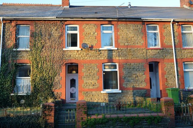 Thumbnail Terraced house for sale in Lanelay Road, Talbot Green, Pontyclun