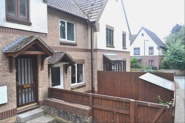 Thumbnail Terraced house to rent in Foxhollows, Shaldon Road, Newton Abbot