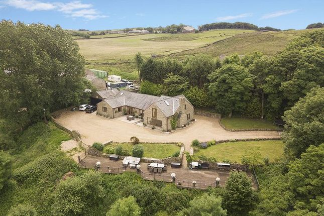 Thumbnail Detached house for sale in Foxstones Lane, Cliviger, Burnley