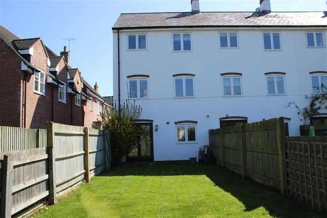 Thumbnail Terraced house to rent in Monnow Keep, Monmouth