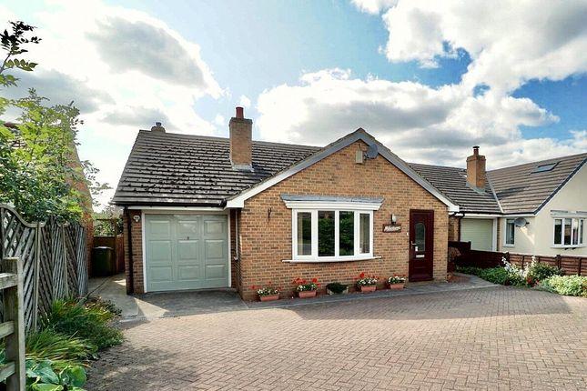Thumbnail Detached bungalow for sale in South Otterington, Northallerton