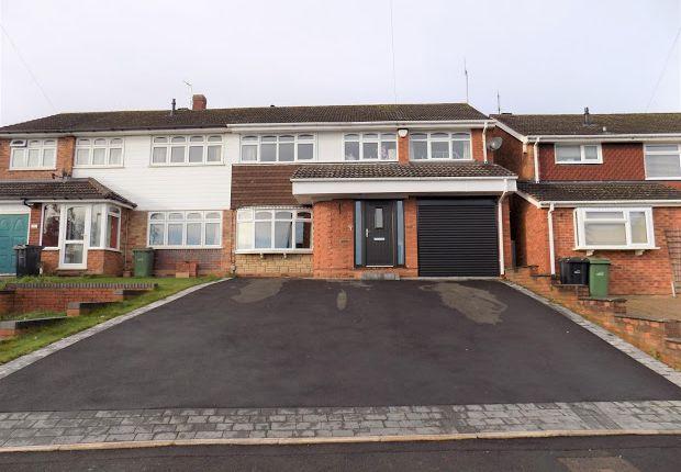 Semi-detached house in  Arundel Road  Wordsley  Stourbridge  Birmingham