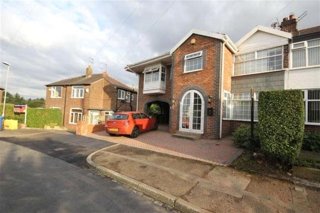 Thumbnail Semi-detached house for sale in Windsor Crescent, Prestwich