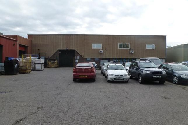 Thumbnail Light industrial for sale in Units 5/7, Dunlop Way, Queensway Industrial Estate, Scunthorpe, North Lincolnshire