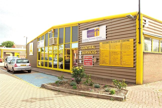 Business park to let in C12, The Seedbed Centre, Vanguard Way, Southend On Sea, Essex