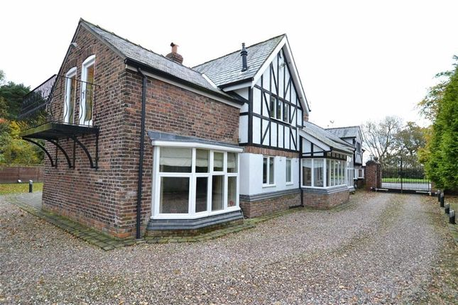 Thumbnail Detached house for sale in Adlington Road, Wilmslow, Cheshire