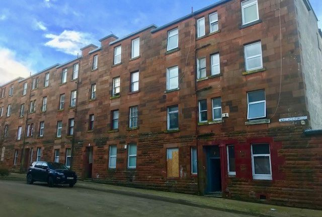 Flat for sale in Wallace Street, Port Glasgow