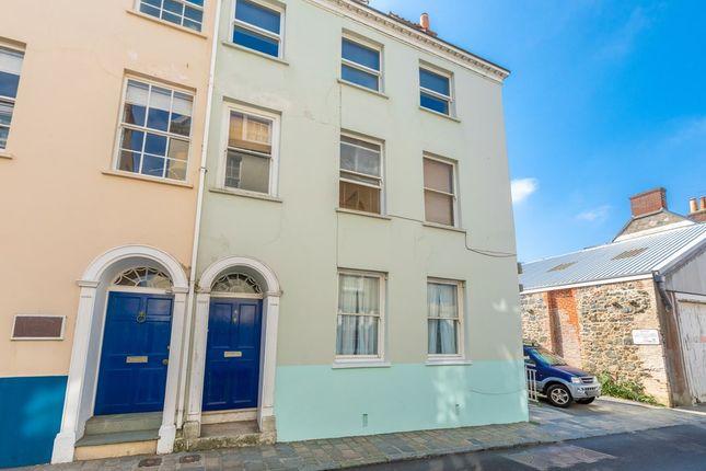 Thumbnail Flat to rent in 4 St John's Street, St. Peter Port, Guernsey