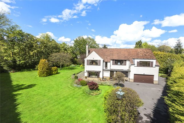 Thumbnail Detached house for sale in Sandmoor Avenue, Alwoodley, Leeds, West Yorkshire
