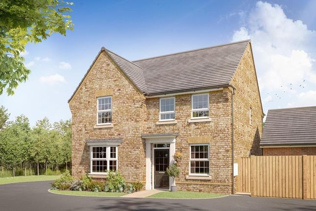 """Thumbnail Detached house for sale in """"Holden"""" at Stoney Furlong, Taunton"""