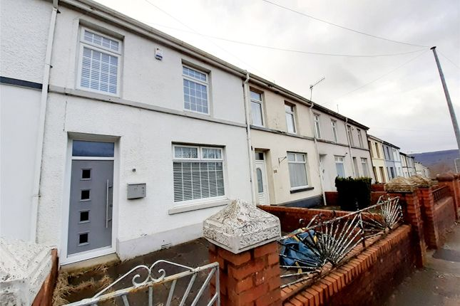 2 bed terraced house for sale in Aeron Terrace, Merthyr Tydfil CF47