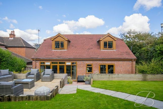 Thumbnail Detached house for sale in Peafield Lane, Mansfield Woodhouse, Mansfield