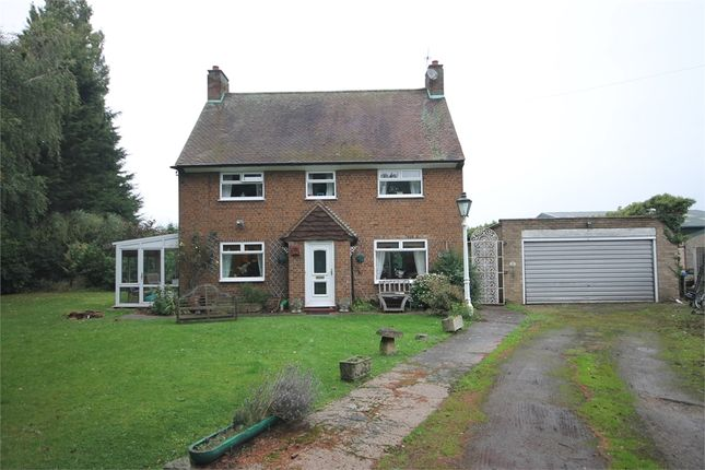 Detached house for sale in Swinderby Road, Collingham, Nottinghamshire.