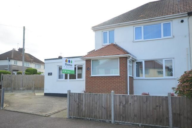 4 bed semi-detached house for sale in Thornbridge Road, Walmer, Deal