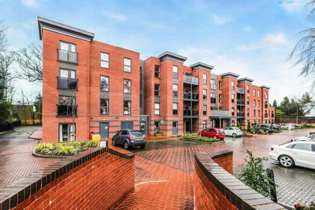 Thumbnail Flat for sale in Ryland Place, Norfolk Road, Edgbaston, Birmingham