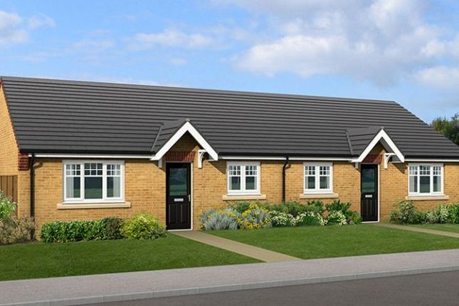 "Thumbnail Bungalow for sale in ""The Harrington"" at Cowick Road, Snaith, Goole"