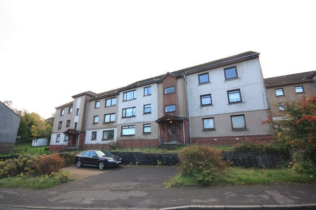 Thumbnail Flat to rent in Kilcreggan View, Greenock