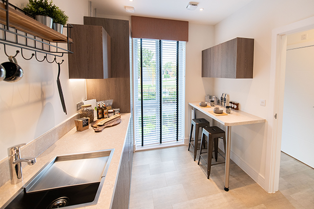 Kitchen of Plot 42 - The Ealing, Crowthorne RG45