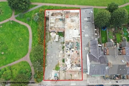 Thumbnail Land for sale in Knighton Fields Road West, Leicester