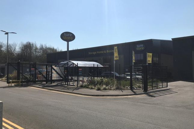 Thumbnail Industrial to let in Sure Store, 66, Pilsworth Road, Bury
