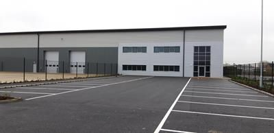Thumbnail Light industrial to let in G1, Harrison Road, Airfield Business Park, Market Harborough, Leicestershire