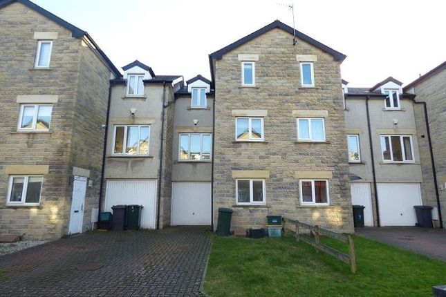 Thumbnail Town house to rent in Allandale Gardens, Lancaster
