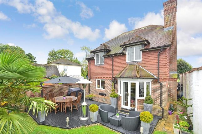 Thumbnail Detached house for sale in The Forge, Charlwood, Horley, Surrey