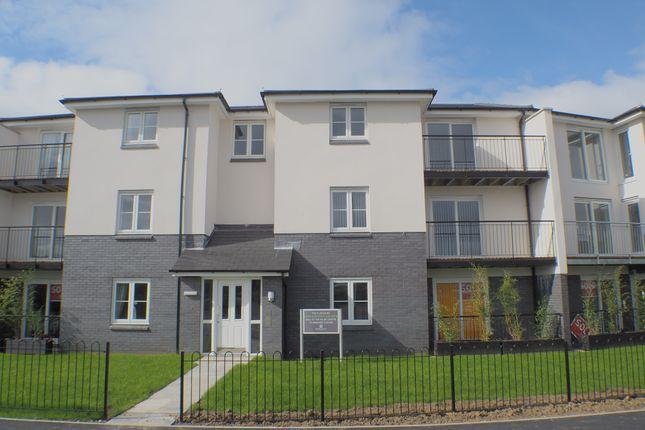 Thumbnail Flat to rent in Bellerphon Court, Copper Quarter, Swansea