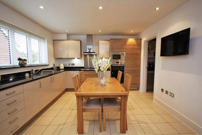Thumbnail Mews house for sale in Hillside Mews, Sarisbury Green, Southampton
