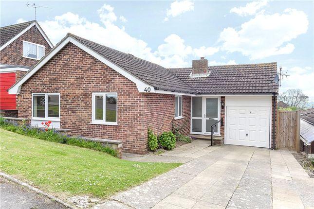 Thumbnail Detached bungalow for sale in Slades Green, Bridport
