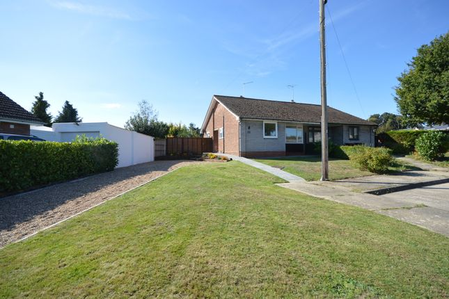 Thumbnail Semi-detached bungalow for sale in Romulus Close, Mile End, Colchester