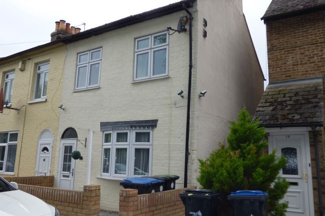 2 bed end terrace house for sale in Warwick Road, Enfield Lock