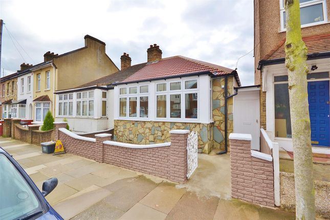 Thumbnail Semi-detached bungalow to rent in Netley Road, Ilford