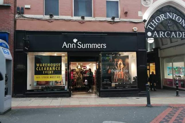 Thumbnail Retail premises to let in 36, Lands Lane, Leeds, Leeds