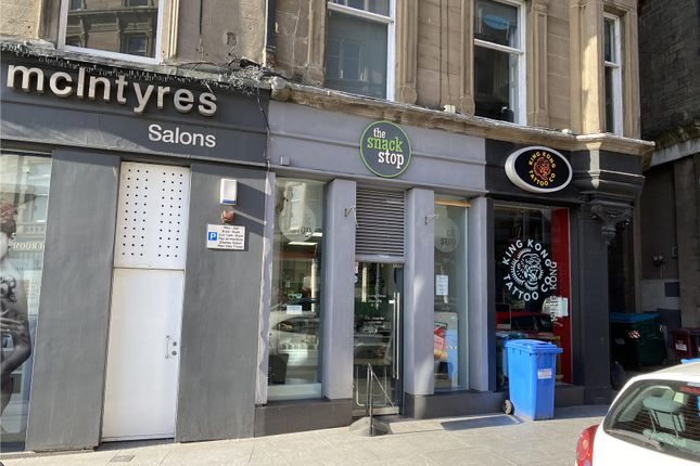 Thumbnail Restaurant/cafe to let in 19 Whitehall Crescent, Dundee, City Of Dundee