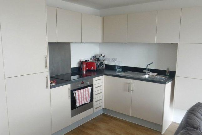 Thumbnail Flat to rent in Moro Apartments New Festival Quarter, London