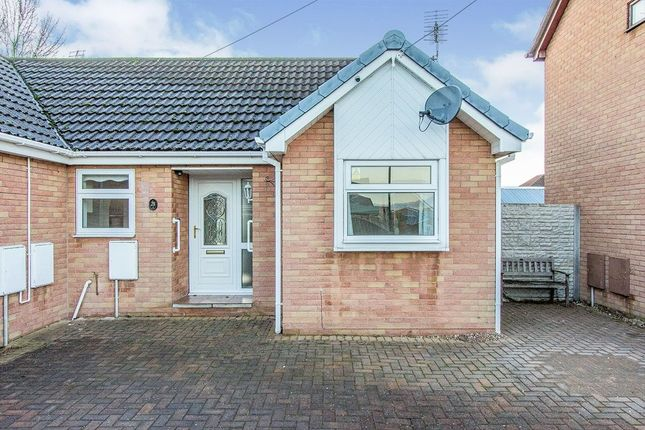 Thumbnail Bungalow to rent in Harpenden Close, Dunscroft, Doncaster