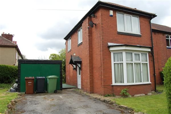 Thumbnail Semi-detached house to rent in Montreal Avenue, Chapel Allerton, Leeds