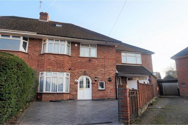 Thumbnail Semi-detached house for sale in The Glen, Slough