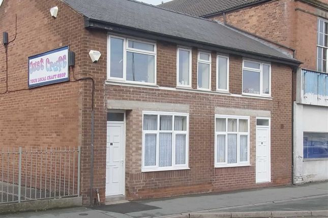 Thumbnail Flat to rent in 7, Oswald Road, Oswestry, Shropshire