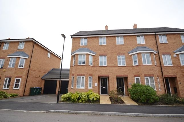 Thumbnail End terrace house to rent in Middlesex Road, Stoke, Coventry