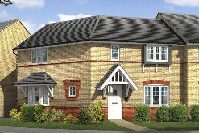 "Thumbnail Detached house for sale in ""Faringdon I"" at Blackpool Road, Kirkham, Preston"
