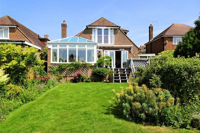 Thumbnail Detached house for sale in Hayling Rise, Worthing