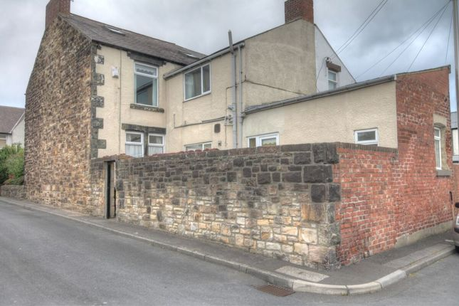 Thumbnail Terraced house for sale in The Avenue, Consett