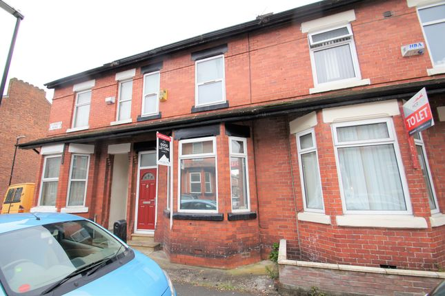 Thumbnail Terraced house to rent in Furness Road, Fallowfield, Manchester