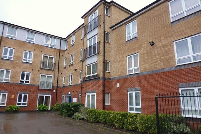 Thumbnail Flat for sale in Tanners Court, Lincoln